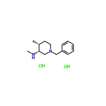 CIS-N-BENZYL-3-METHYLAMINO-4-METHYL-PIPERIDINE BIS-(HYDROCHLORIDE)