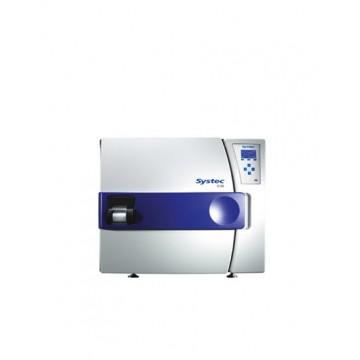 HORIZONTAL BENCH-TOP AUTOCLAVES SYSTEC D-SERIES