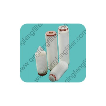Nylon Membrane Pleated Filter Cartridge for Water treatment