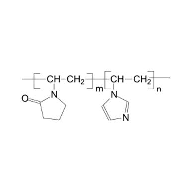 N-Vinylpyrrolidone and N-Vinylimidazole copolymer