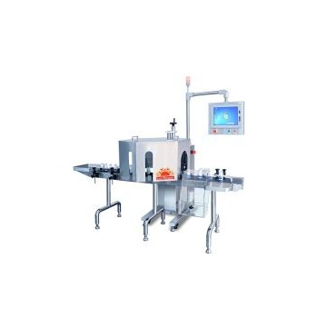Rotary Table Round Bottle Track Trace Machine