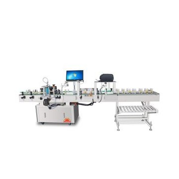 Automatic Coding Line Machine for Round Bottle