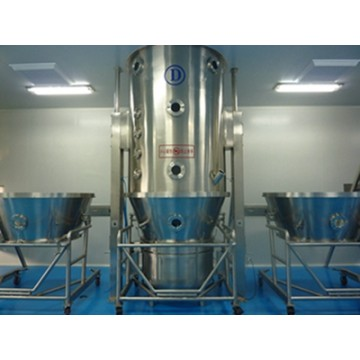 fluid bed dryer/granulator/coater