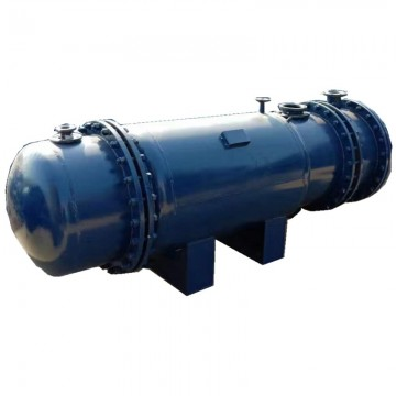 Glass Lined Tube Heat Exchanger