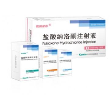 Naloxone Hydrochloride injection