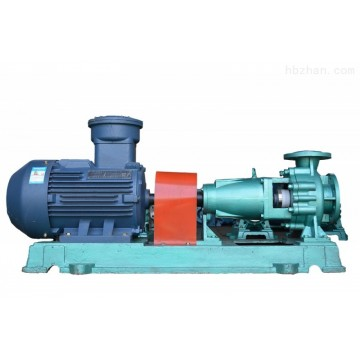 Lining fluorine centrifugal pump