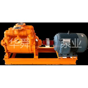Corrosion-resistant vacuum pump