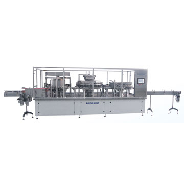 QGF Series IV Solution Plastic-bottle Wash-Fill-Seal Machine other api equipment