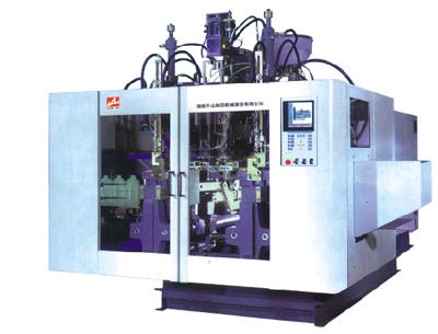 Model SJP―60D/4 Hollow Blow Molding Machine