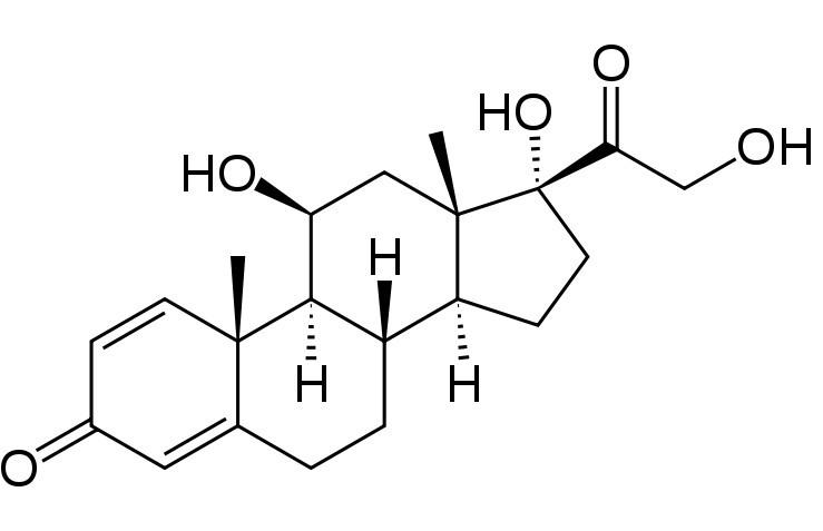 Prednisolone  (FDA /COS)